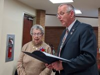 Post 95 Auxiliary Members Honored