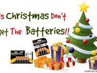 SPONSORED: Don't Forget the Batteries! Merry Christmas from Riverhill Battery Warehouse.