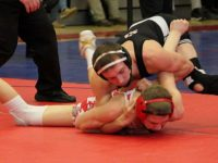 Brookville Wins District 9 Class 2A Wrestling Title; Brockway's Glasl Named Outstanding Wrestler