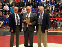 District 9 Wrestling Hall of Fame Profile: Robert Peters, Referee, Contributor