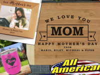 SPONSORED: Find the Perfect Mother's Day Gift at All American