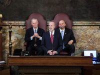 Gov. Tom Wolf Says He Won't Abandon Ambitious Spending Plan as Massive Budget Deficit Looms