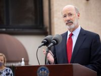 After Waffling, Gov. Tom Wolf Says He Can't Extend Pa.'s Eviction Ban, Looks to Lawmakers