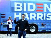 'Soul  of the Nation' Bus Visits Cook Forest With Shapiro, Ahmad & Stromyer