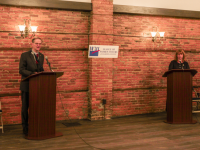 Hutchinson, Stromyer Go Toe-to-Toe in State Senate Debate