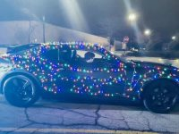 Say What?!: Wisconsin Trooper Pulls Over Car Covered with Christmas Lights