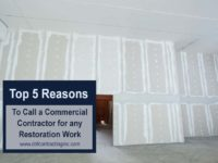 SPONSORED: Top 5 Reasons to Call CBF Contracting for Any Restoration Work