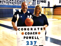 Brookville's Powell Continuing Family Tradition in Coaching