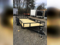 SPONSORED: J&J Trailers and Equipment Sales Presents Carmate 8×16 Landscape Equipment Trailer