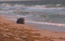 Say What?!: Sheriff's Deputy Discovers Naval Mine Washed Up on Popular Beach