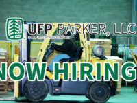 Featured Local Job: Multiple Positions at UFP Parker and Emlenton