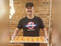 Free Pizza Friday a Hit Among Local Residents