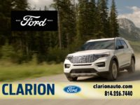 SPONSORED: Shop Clarion Ford for a Great Deal on Your Next Vehicle