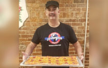 Pizza Friday a Hit Among Local Residents