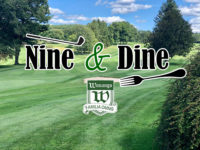 SPONSORED: Wanango Country Club's 'Nine & Dine' Continues Friday; 'End of Summer' Party Planned for Saturday