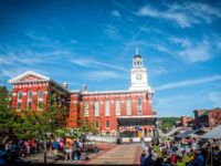 Today at the Laurel Festival: Grand Parade & Fireworks