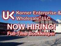 Featured Local Job: Experienced Bookkeeper