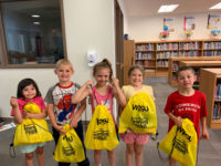 Brookville Summer Program Students Receive Learning at Home Bags