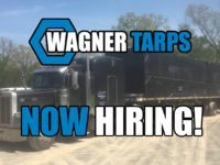 Featured Local Job: Full-Time Positions at Wagner Tarps