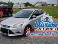 SPONSORED: Don't Miss Your Chance on This Featured Vehicle Available at Clarion Preowned