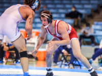 Ed Scott Enters Second Year as North Carolina State Grappler