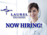 Featured Local Job: Ophthalmic Technician