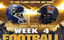 Brookville Battles Central Clarion on the Kerle Tire Game of the Week