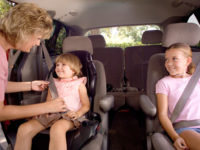 Car Crashes Are the No. 1 Safety Issue for Children