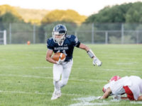 Extra Helpings: Brookville's Kunselman Feasting on Both Sides of the Ball for the Raiders